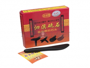 Инструмент для массажа из камня бянь 13*3 см.