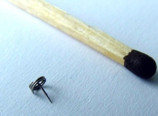 Микроигла кнопочная 0.22х1,5 мм