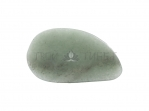 Скребок гуаша из нефрита, 6x4 см