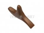 Акупрессурный инструмент из сандала 14*7*2,5 см
