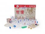 Магнитные банки Guoyiyan 24 шт.,скребок, масло, кольца