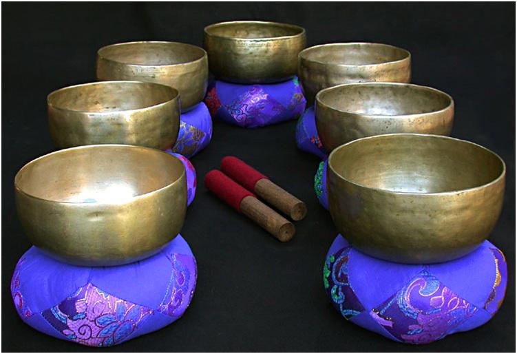 Поющие чаши тибета польза