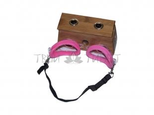 Устройство для прижигания точек вокруг глаз