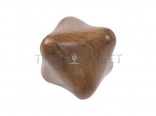 Акупрессурный инструмент из сандала 6*4,5 см