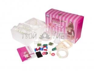 Магнито-вакуумные массажные банки для женщин, 14 шт.