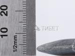 Скребок гуаша из камня бянь, 115х35 мм