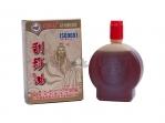 Красное масло для гуаша и вакуумной терапии Guashayou, 100 ml